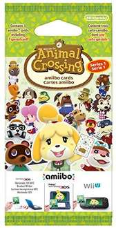 (Amiibo/Prime) 3 für 2 Animal Crossing amiibo-Karten Pack