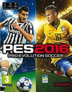 [Rakuten] Konami PS4 Pro Evolution Soccer 2016 -- Day One Edition für effektiv 30,15