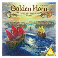 Golden Horn (Brettspiel, Amazon Prime)