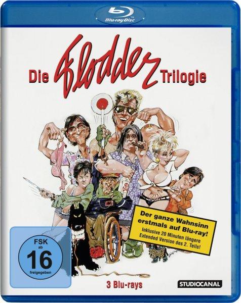 [Blu-ray] Die Flodder Trilogie (17,94€) @ Alphamovies