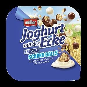 Müller Joghurt mit der Ecke KOSTENLOS mit PAYBACK