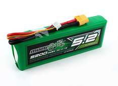Multistar High Capacity LiPo 3S 5200mAh