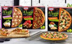 [REAL BUNDESWEIT] KW46 Dr.Oetker Veggie Pizza für 2,29€ (Angebot+Coupies/Mobile-Pocket/Barcoo)