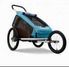 Croozer Kid Plus for 1 - Fahrradanhänger / Jogger / Buggy