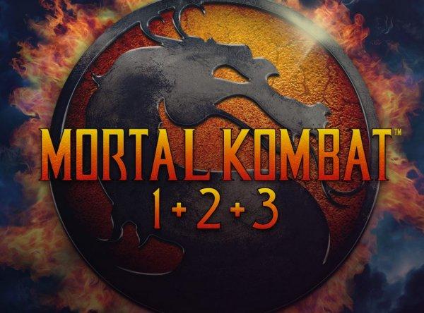 Mortal Kombat 1+2+3 für 1,39 € @gog.com