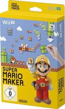 [Saturn] Super Mario Maker (Wii U) für 34,99€ + mit Amiibo für 44,99€ *** Yoshi's Woolly World für 34,99€