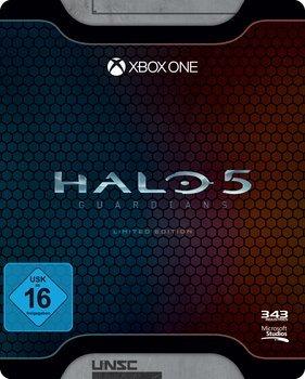 [Saturn] Halo 5: Guardians - Limited Edition als Steelbook (Xbox One) für 59,99€