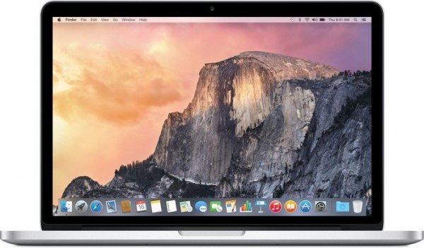 """Apple MacBook Pro 13.3"""" Retina - Core i5-5257U, Intel Iris Grafik, 8GB RAM, 128GB SSD, Early 2015 - 1.215€ @ Rakuten.at [+ 303,75€ in Superpunkten]"""