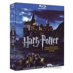 [Blu-ray] Harry Potter Complete Collection (8 Discs) @ Amazon.fr