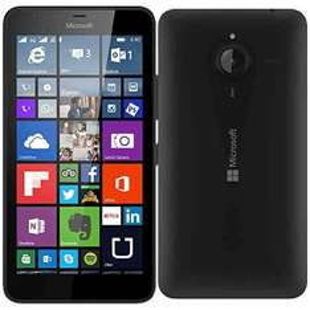 Lumia 640 XL LTE schwarz
