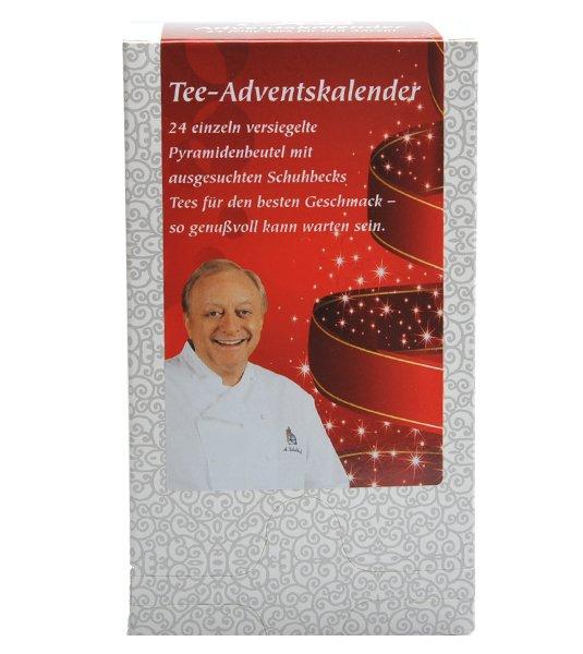 [DKB Club] Schuhbecks Tee-Adventskalender für nur 5000 Punkte