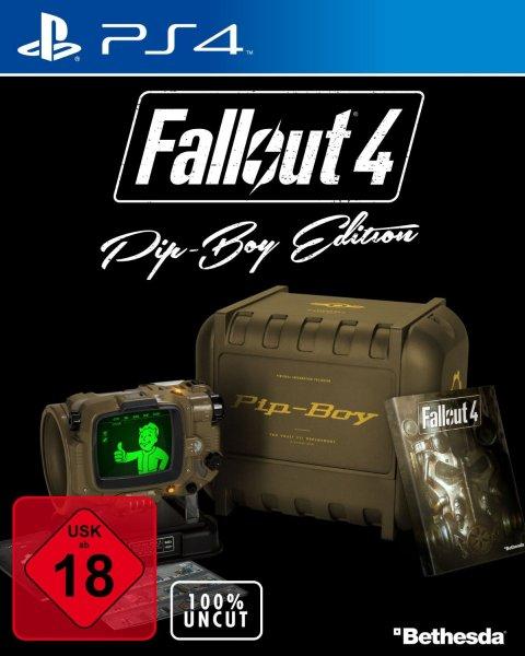 Fallout 4 Pip Boy  wieder zu haben mit Versand 134,99€ @ Amazon und MM