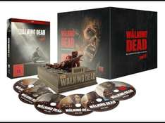 The Walking Dead - Staffel 5 - Limited Asphalt Walker Edition Uncut (Blu-ray) @Mediamarkt