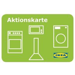 [Würzburg] IKEA Elektrogeräte mit bis zu 350 € Aktionskarte