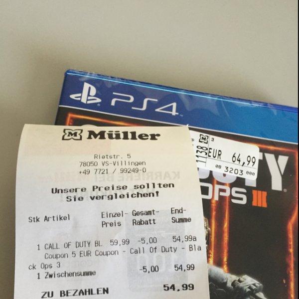 Black Ops 3, Müller Villingen