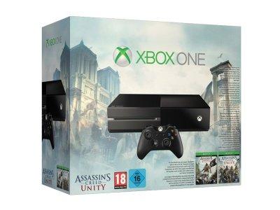 (FAVORIO.com) XBox One 500GB Assassin's Creed Unity 259€ B-WARE