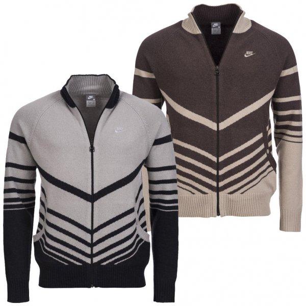 Nike Fusion Wool Knit Top Herren Sweatjacke Sweatshirt Jacke S M L XL 2XL neu