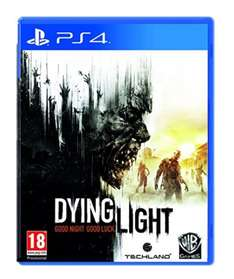 [Rakuten.co.uk] Dying Light PS4 für ~ 30,18 € ( -6,65 € in Superpunkten)