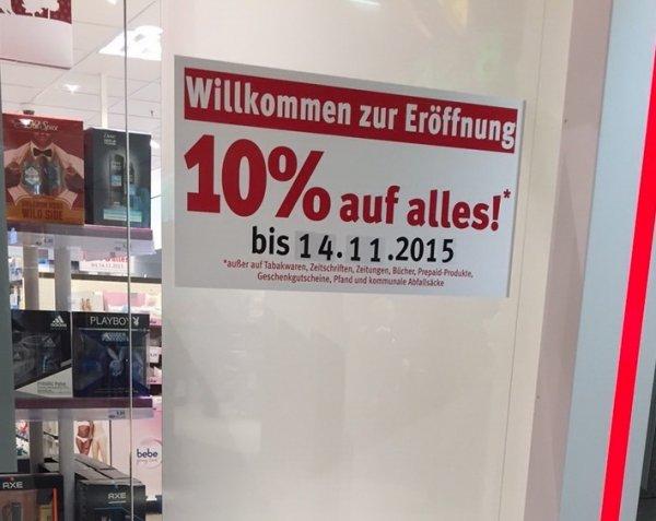 [Lokal Berlin Ringcenter] Rossmann 10% auf alles* bis 14.11.15