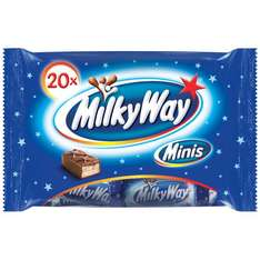 [Amazon Prime Pantry]40 Packungen Milky Way Minis, je 20 Riegel, 333 g für 29,90€