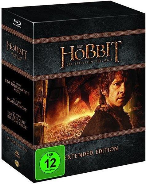 [Thalia.de] Die Hobbit Trilogie - Extended Edition BD + 3D 56,33€ bzw. 77,18€