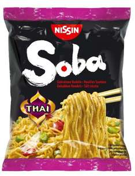 [Amazon.de-Sparabo] Nissin Soba Bag Thai, 9er Pack (9 x 109 g) ab 3,53€