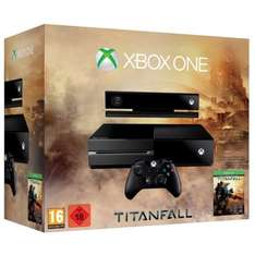 Xbox One inkl. Kinect Titanfall Bundle um 379,- im LIBRO Online Shop