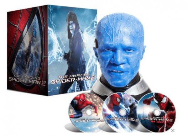 The Amazing Spider-Man 2: Electro Collector's Edition für 20€ lokal Mediamarkt Homburg