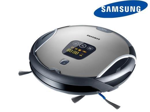 [iBOOD] Samsung VCR8930L3S NaviBot S Corner Clean Saugroboter