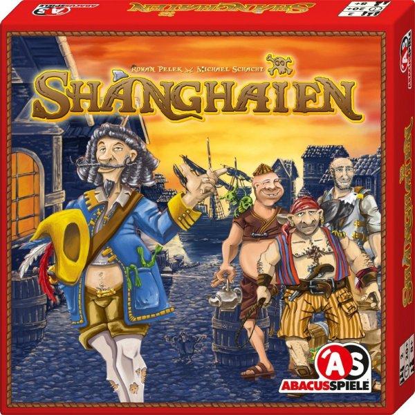 Shanghaien (Gesellschaftsspiel, 2 Spieler, Amazon Prime)