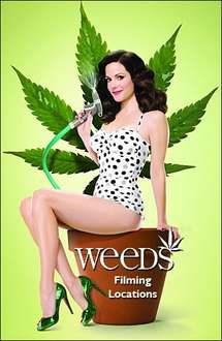 Weeds Staffel 1-8 DVD (Region 2 Import) 28,90€ @amazon.fr