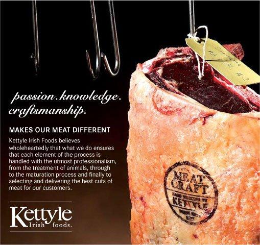 [ Metro] Kettyle Dry Aged Beef, Ab dem 12.11.2015, Tomahawk, Entrcote, Roastbeef und Rinderfilet