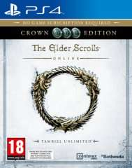 [PS4/Xbox One @ Game.Co.Uk] The Elder Scrolls Online: Tamriel Unlimited Crown Edition für 25,13 € - FSK 18