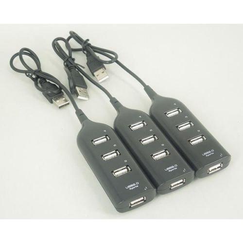 4 Port USB 2.0 Mini HUB auf Ebay