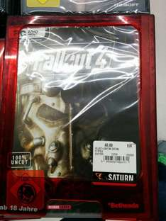 [lokal] Fallout 4 PC day one edition