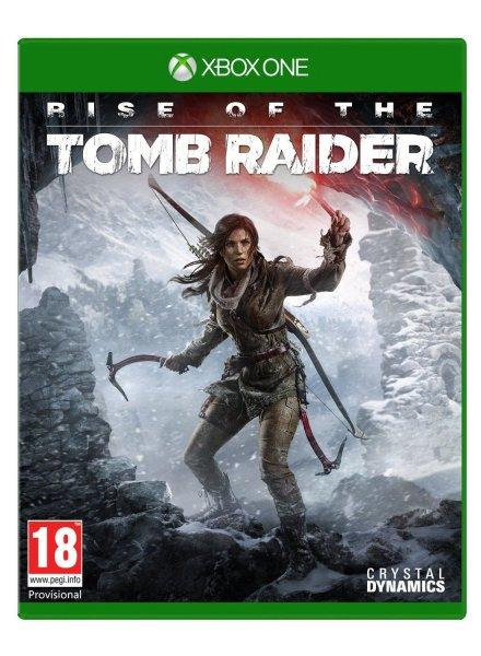 Rise of The Tomb Raider (Xbox One) für 52,95 inkl. Versand. UK-PEGI, deutschsprachig