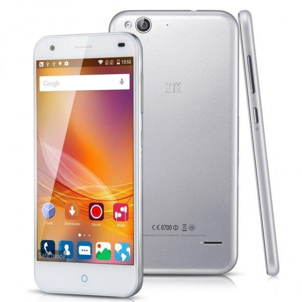 [eBay Saturn Bochum] ZTE Blade S6 LTE + Dual-SIM (5'' HD IPS, Snapdragon 615 Octacore, 2 GB RAM, 16 GB intern, kein Hybrid-Slot, Android 5.0) für 170,99 €
