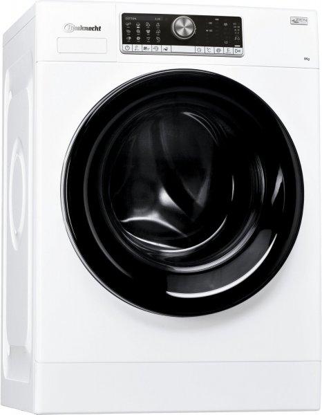 [Amazon] Bauknecht Waschmaschine WM Style 824 ZEN Frontlader / A+++ B / 1400 UpM / 8 kg / weiß / sehr leise mit 48 dB / Mehrsprachiges Display
