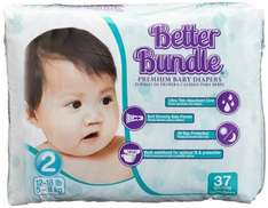 [Amazon.de-Prime-Sparabo] babies best Better Bundle Windeln Gr.2 Mini 5-8 kg, 148 Windeln ab 11,44€