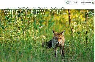 """Fotokalender 2016 """"Wildes NRW"""" (DIN A2)"""