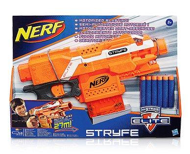 [Aldi Süd] Nerf Elite XD Stryfe oder Sharpfire 17.99€