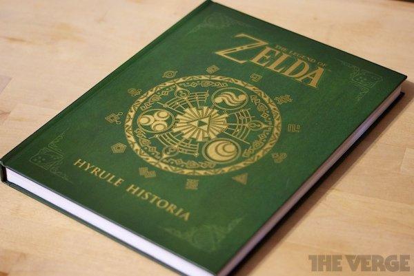 N-Zone 12 Monats Abo + Hyrule Historia Buch für 46,00 Euro