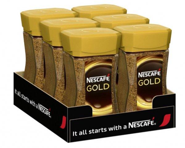 [Amazon] Preisfehler?? Nescafe Gold 200 g
