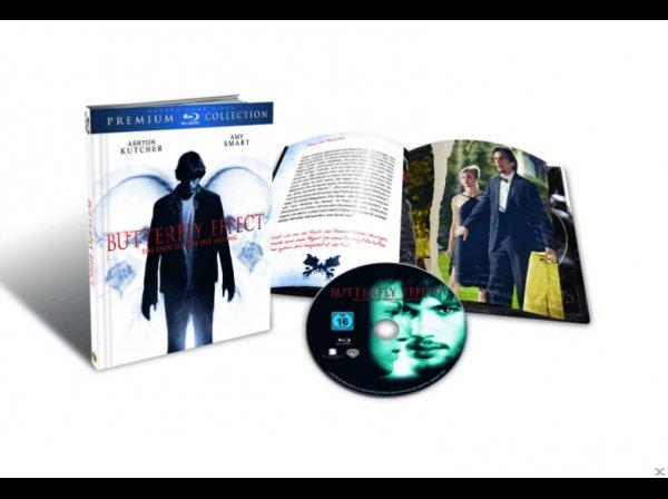 [SATURN] The Butterfly Effect (Premium Collection) - (Blu-ray) für 4,99€ - versandkostenfrei - (nur online bis Mo. 9h)