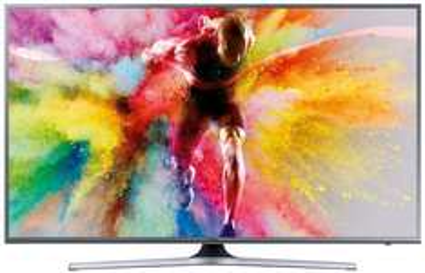 [billigarena] Samsung UE50JU6850 125 cm (50 Zoll) Fernseher (Ultra HD, Triple Tuner, Smart TV) B-Ware (sehr gut)