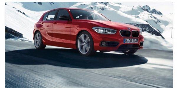 BMW 1ER 5-TÜRER. 0 ANZAHLUNG für