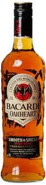 [Amazon.de-Prime] Bacardi Oakheart Rum (1 x 0.7 l)  / Bacardi Carta Blanca Rum (1 x 0.7 l)  für 7,49€ mit 25% Rabatt