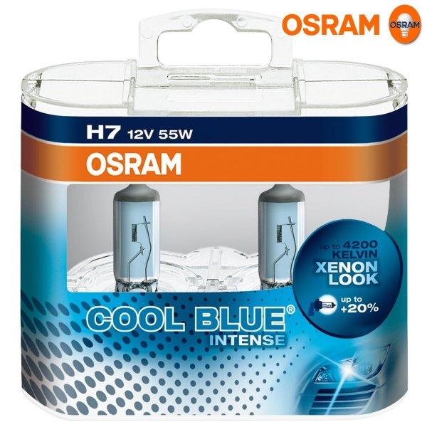 Osram 64210CBI-HCB COOL BLUE INTENSE H7 nur 12,81€ inkl.Vsd @Amazon Prime