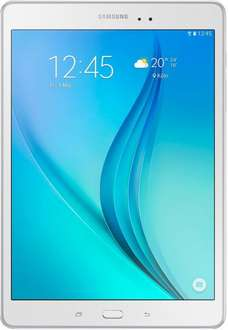 "[Mediamarkt on- & offline] Samsung Galaxy Tab A 9.7"" WiFi 16 GB, Quad-Core, Android 5.0 in schwarz & weiß"