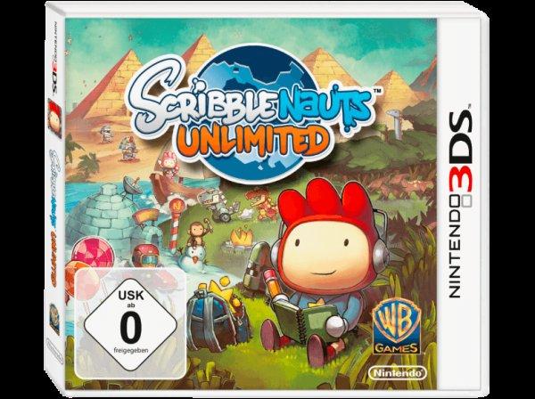 [Saturn.de] Scribblenauts Unlimited für 3DS